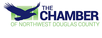The Chamber of Northwest Douglas County logo